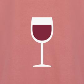 Wine Tee | Clay