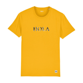 Tee Hola | Yellow