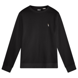 Penguin Men's Sweater | Black