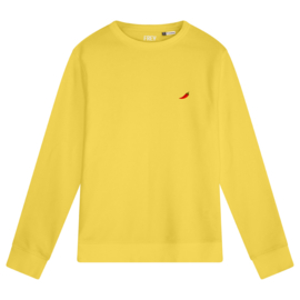 Red Pepper Women's Sweater | Yellow