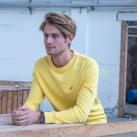 Red Pepper Men's Sweater | Yellow