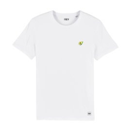 Tee Avocado | White