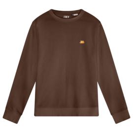 Coffee Men's Sweater | Mocha