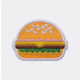Burger Tee | White