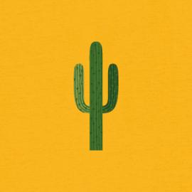 Tee Cactus | Yellow