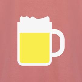 Beer Tee | Clay