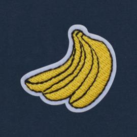 Banana Tee | Navy