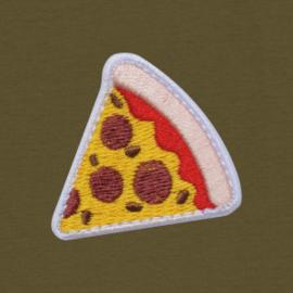 Pizza Tee | Khaki