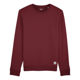 Basic Sweat | Burgundy