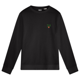 Plant Women's Sweater | Black