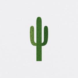 Tee Cactus   White