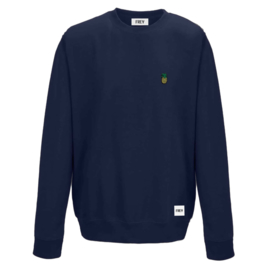Pineapple Sweat | Donker Blauw