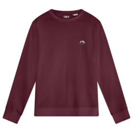 Sushi Men's Sweater | Burgundy