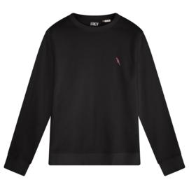 Parrot Men's Sweater | Black