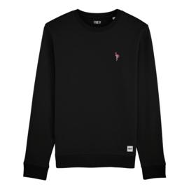 Flamingo Sweat | Black