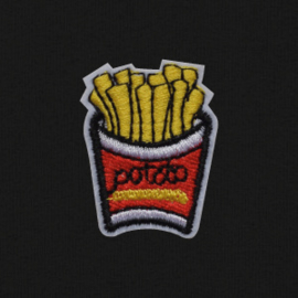 Fries Sweat | Black