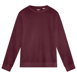 Basic Men's Sweater | Burgundy