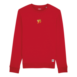 Tiger Sweat | Red