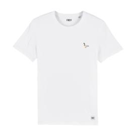 Tee Duck | White