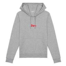 Joe Women's Hoodie | Grey Melee