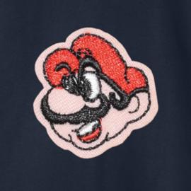 Mario Men's Sweater   Navy