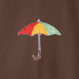 Umbrella Women's Sweater | Mocha
