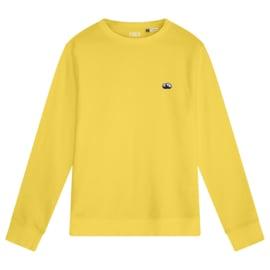 Sushi Men's Sweater | Yellow