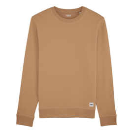 Basic Sweat | Camel