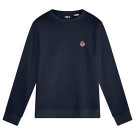 Mario Men's Sweater | Navy