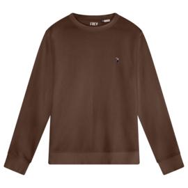 Toucan Men's Sweater | Mocha