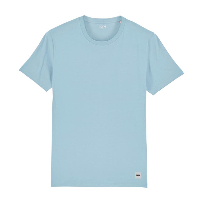 Basic Tee   Sky Blue