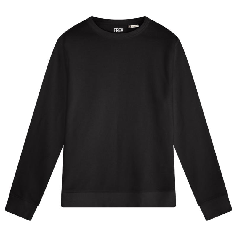 Basic Men's Sweater | Black