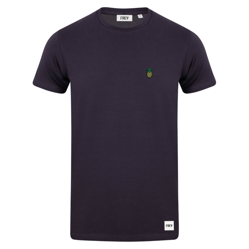 Pineapple Tee | Navy