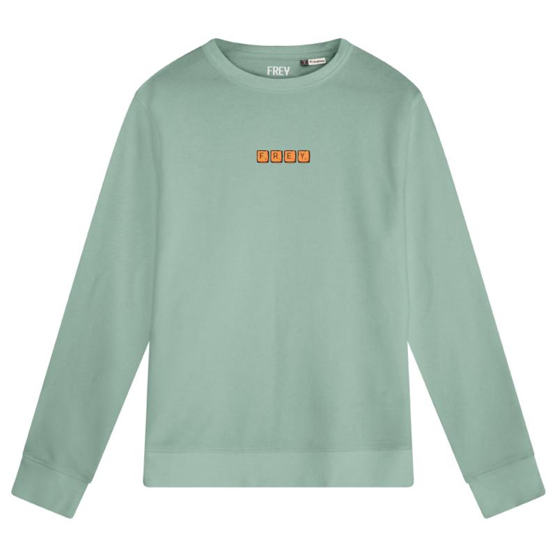 Scrabble Women's Sweater | Sage