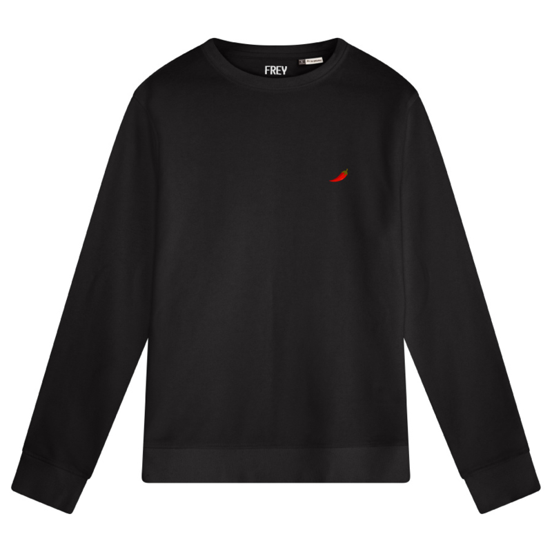Red Pepper Men's Sweater | Black