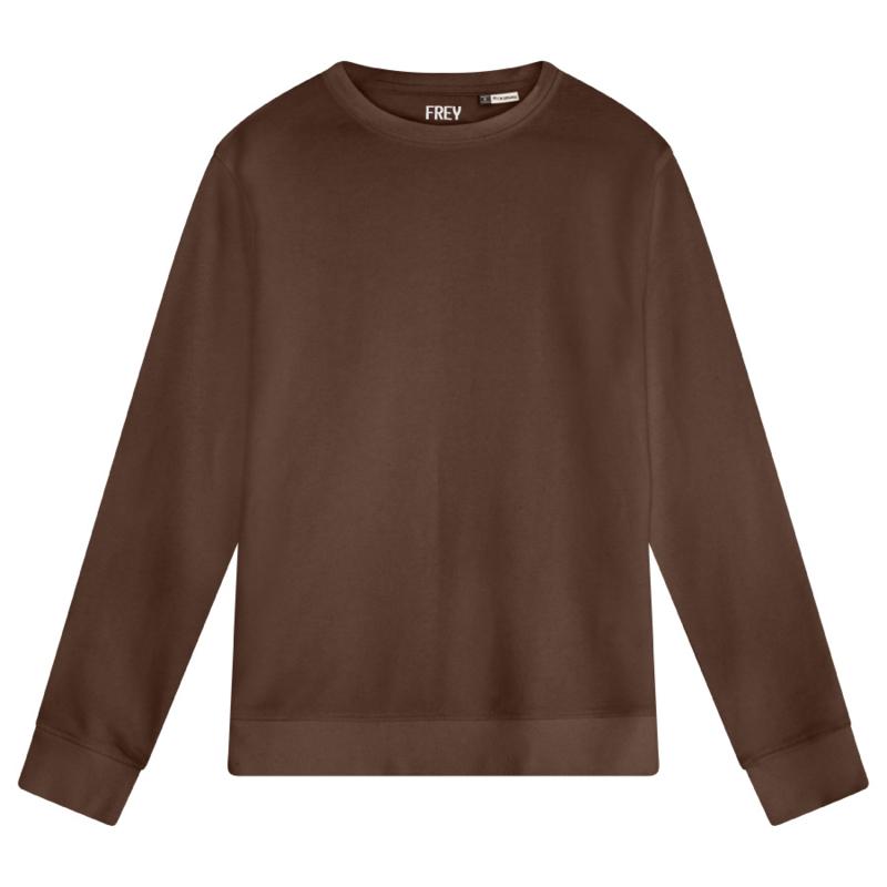 Basic Men's Sweater | Mocha