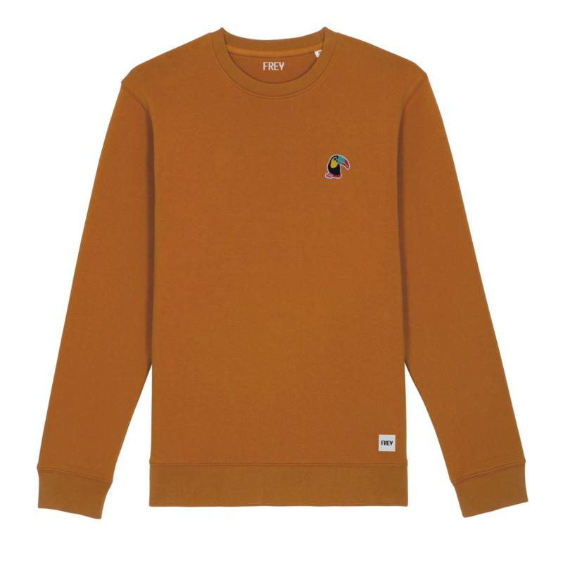 Toucan Sweat | Roasted Orange