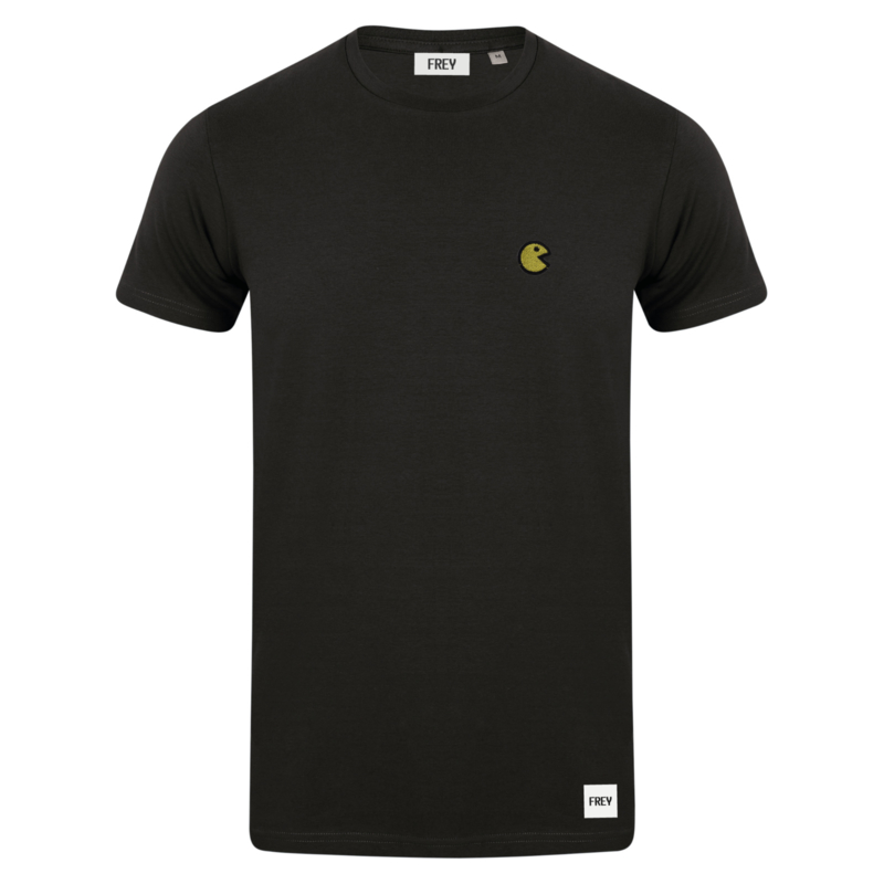 Pac-Man Tee | Black