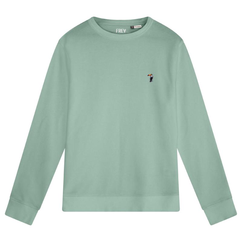 Toucan Men's Sweater | Sage