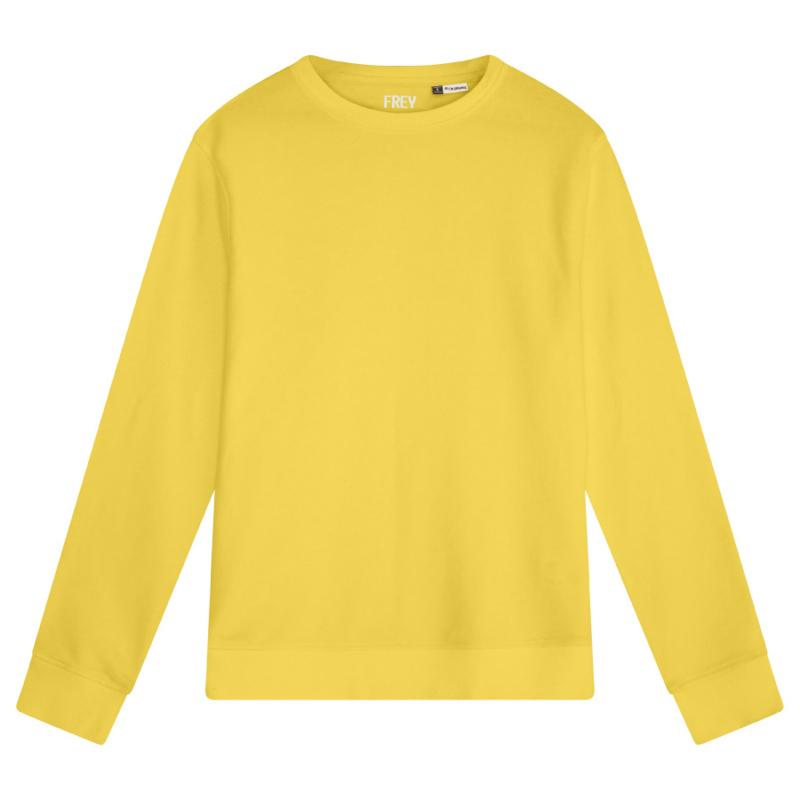 Basic Men's Sweater | Yellow