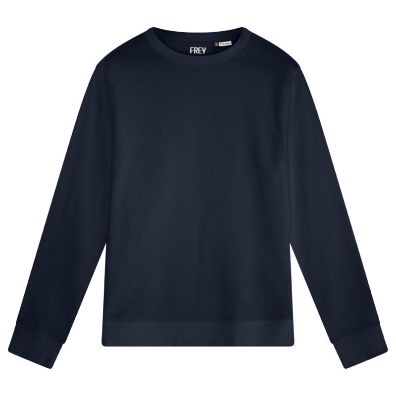 Basic Men's Sweater   Navy