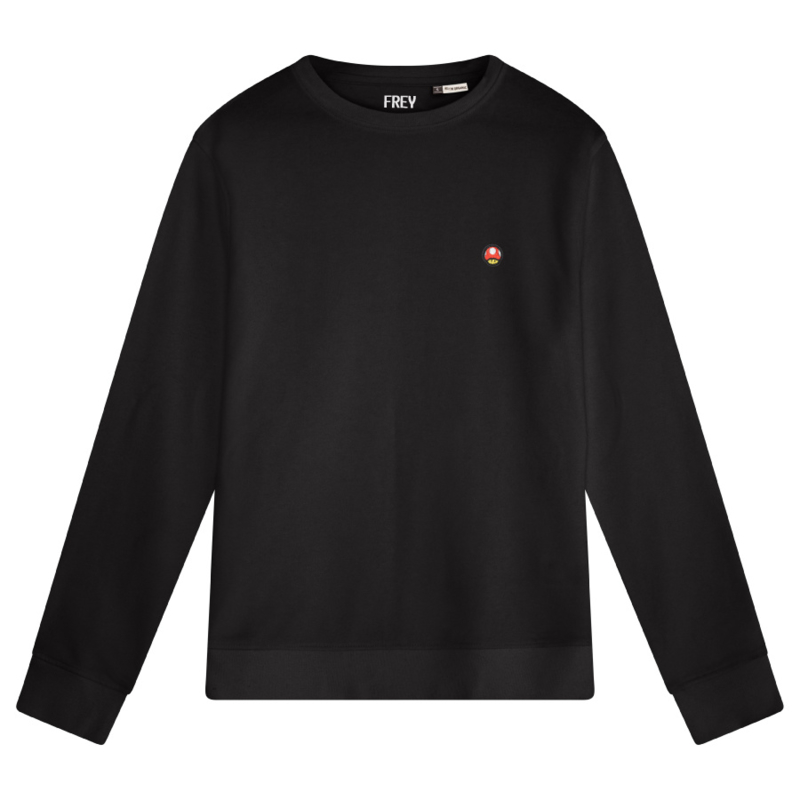 Toad Men's Sweater | Black
