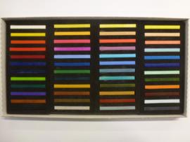 """Koh-I-Noor """"hard""""pastels (conté) set à 48 stuks"""