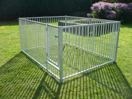 Puppy kennel 150x200x95cm