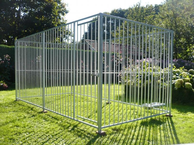 Kennel Tarrega 400x200x184 cm