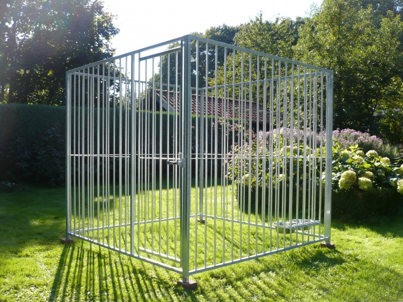 Kennel Barbens 200x200x184 cm