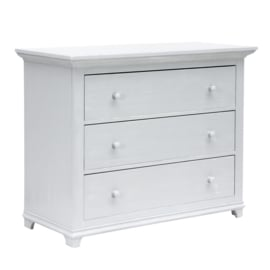 Commode Sophie - Grijs doorgeschuurd