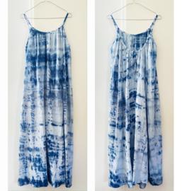 Summerdress Dahlia tiedye, mt. S/M