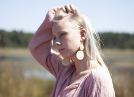"""Blouse """"Betsy"""" (W) dusty pink"""