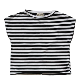 "Top ""Tessel"" big stripe"